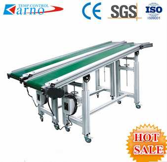 High quality conveyor roller assembly line/conveyor roller assembly line