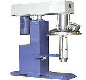 FDL Double shaft mixer