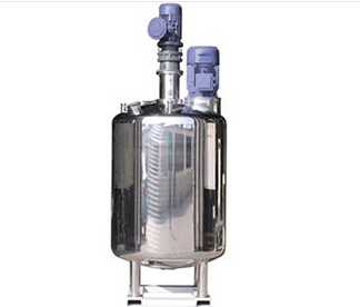 Water Emulsion Complete Equipment