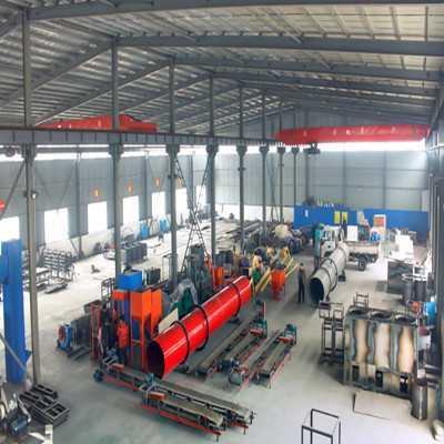 Whirlston Fertilizer Machinery Co.,Ltd.