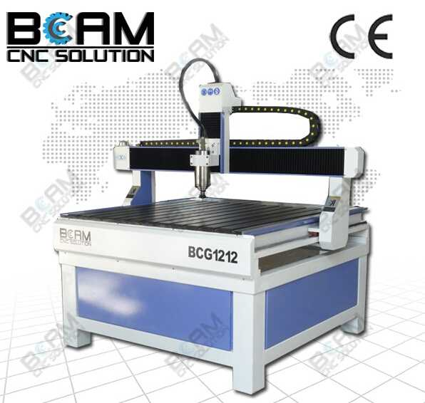 Advertising cnc router for cutting and engraving wood, softmetal