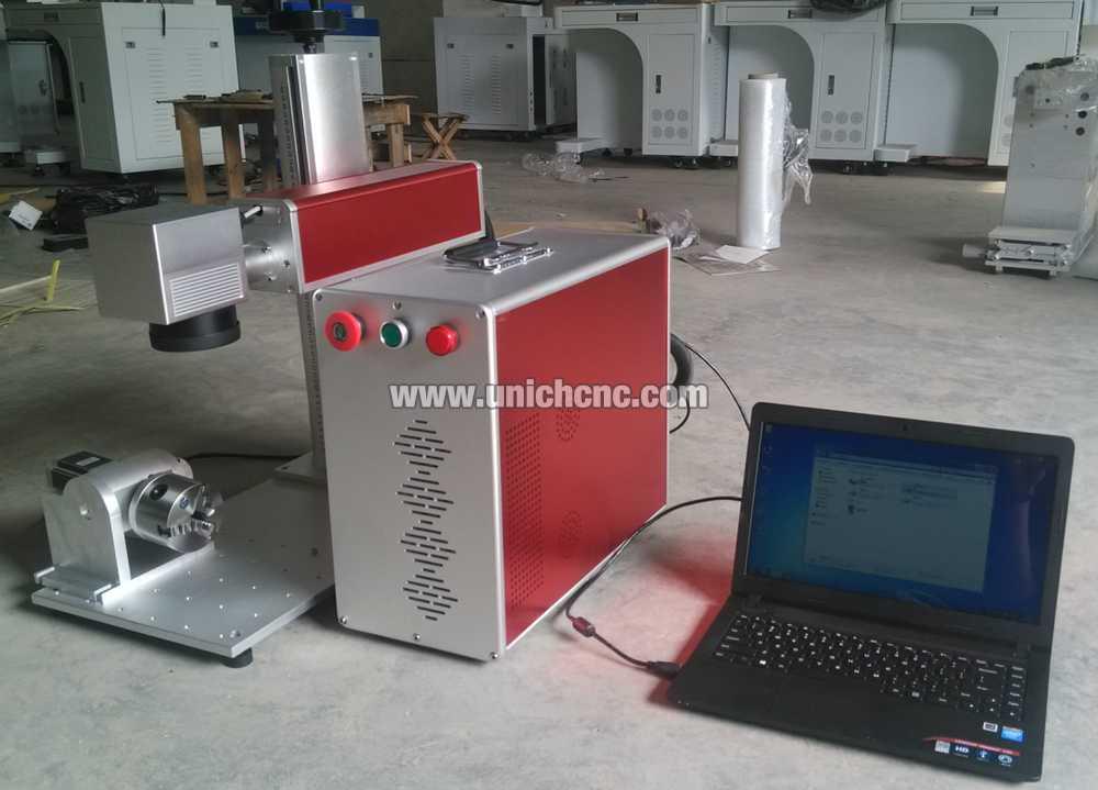 UNICH Portable laser marking machine Fiber- 20W