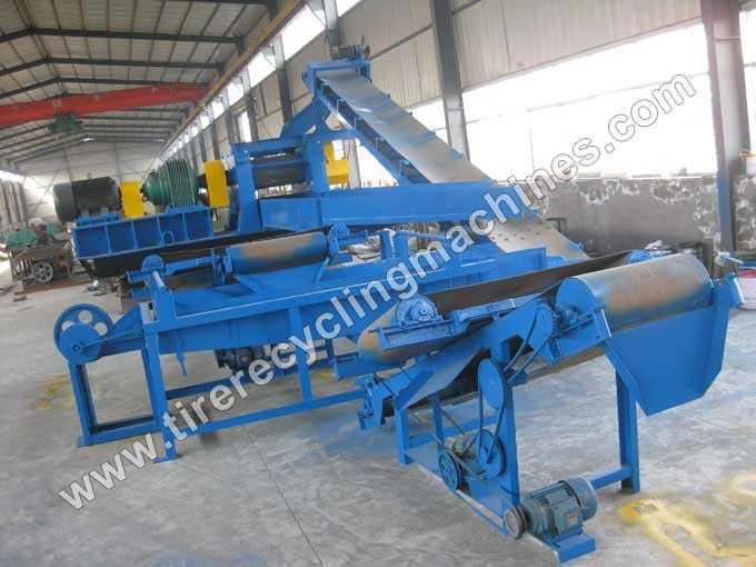 Whirlston Recycling Machinery