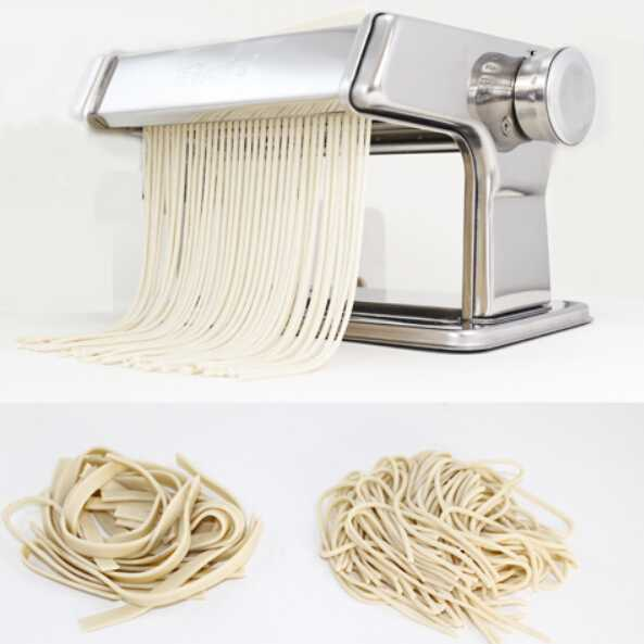 Integral Pasta Machine---QZ-150(Silver)
