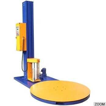 JOYPACK JY-2100  220V 3KW wrapping film machine for pallet