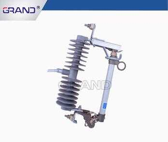 Grand 11KV Polymer Drop Out Fuse Cutout With Cut out Fuse Link