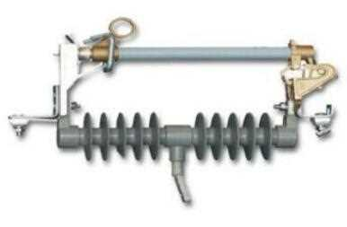High Voltage Dropout Fuse Cutout for Overhead Transmission Line