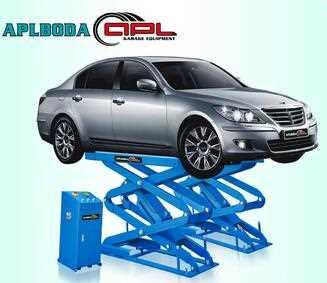 car lifting device /automotive scissor lift/ever eternal car lift with CE
