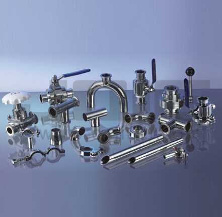 Valves and pipe fittings