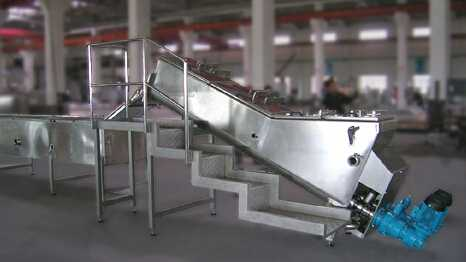Cheese Cooking and Stretching Machine