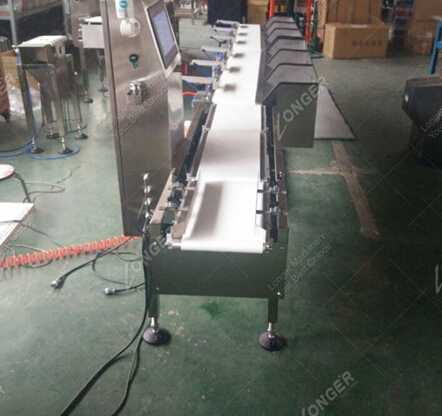 Hot Selling Best Quality Fish Sorting Machine