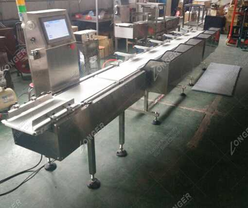 Commercial Fish Grading Machine Price