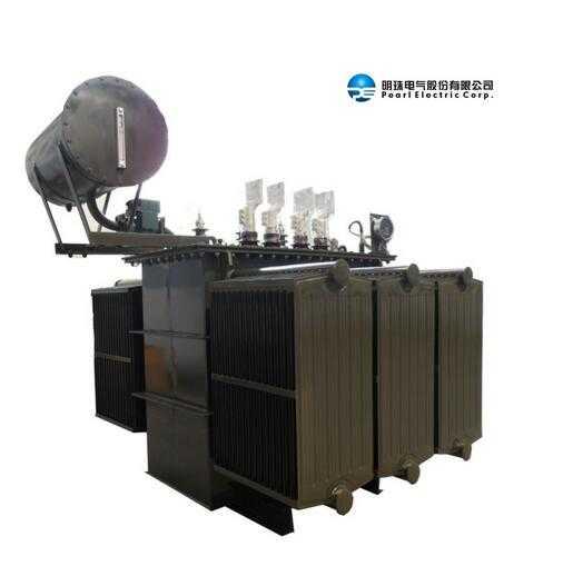 Panel-Type Radiator Core-type Oil-Immersed Distribution Transformer