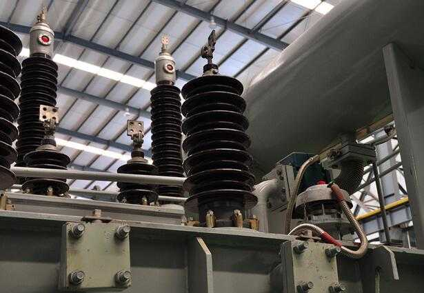 Two Windings off&on-Load Voltage Regulation Power Transformer