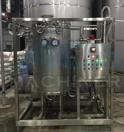 Fruit Juice/Milk Pasteurization Machine