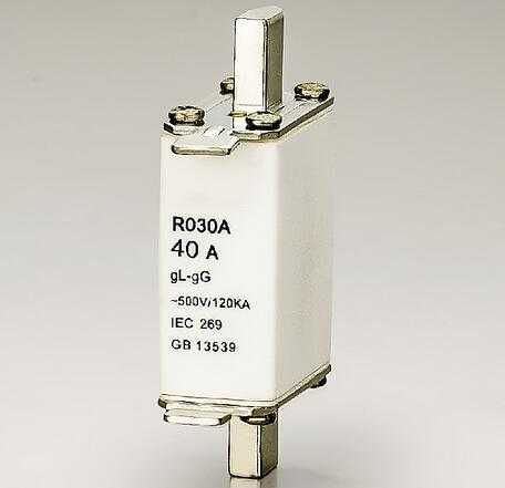 Nh0 Nh1 Nh2 Nh3 Series Discoloration Low Voltage H. R. C. Fuse