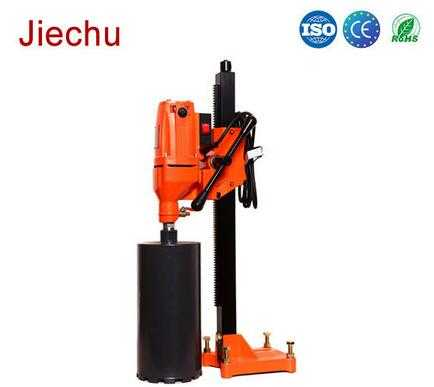 Best price165mm BJ- 165E upright rail door lock drilling machine