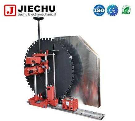 Automatic 1200mm BJ-1200DW carbon brush trail circular saw rail drilling machine
