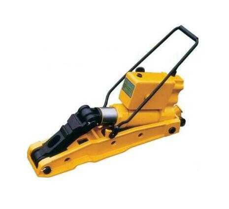 YQB-250 Series hydraulic steel rail lifting and rail lining machine
