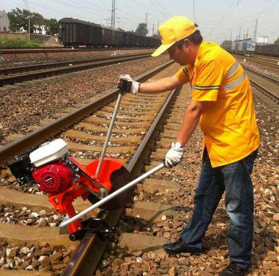 NQG-5 Series China Supplier Petrol Engine rail cutting machine