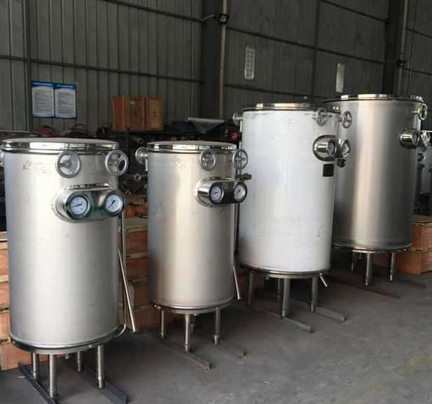 Coil Type Milk Sterilizing Machine