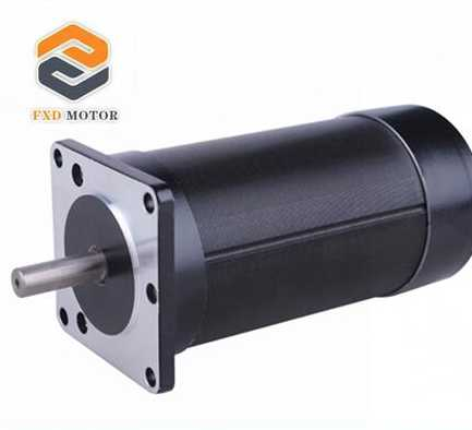 High Speed Brushless DC Electric Motor for Over Feeding Motor of Automatic Winder (FXD57BL-3650-001)