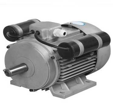 2.2kw /3HP Single Phase AC Double/Single Capacitor Induction Electric Motor