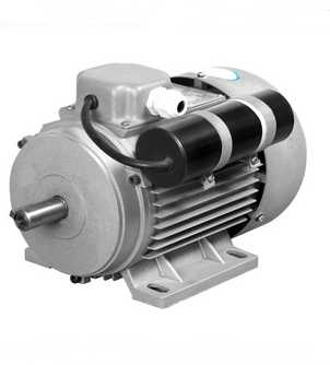 Yy Series Low Price Running Capacitor Single Phase Asynchronous Electric Motor 1.1kw 4p