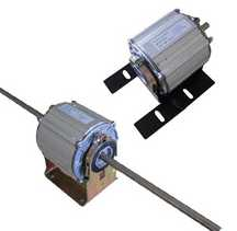 Electric Range Hood Dehumidifier Tangential Purifier Chiller Unit Air Curtain Chiller Fan Coil Motor for Exhaust Double Shaft