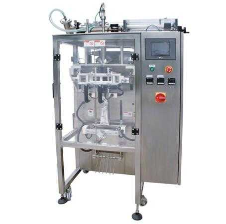 PM-320B Middle Volume Pillow Pack Vertical Packing Machine