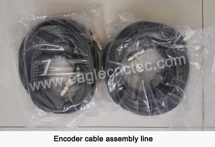 servo encoder cables