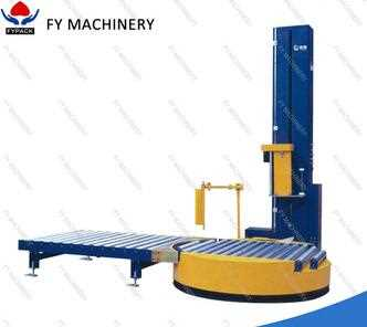 FY2100 Series 380V 50HZ rotatable pallet wrapping machine