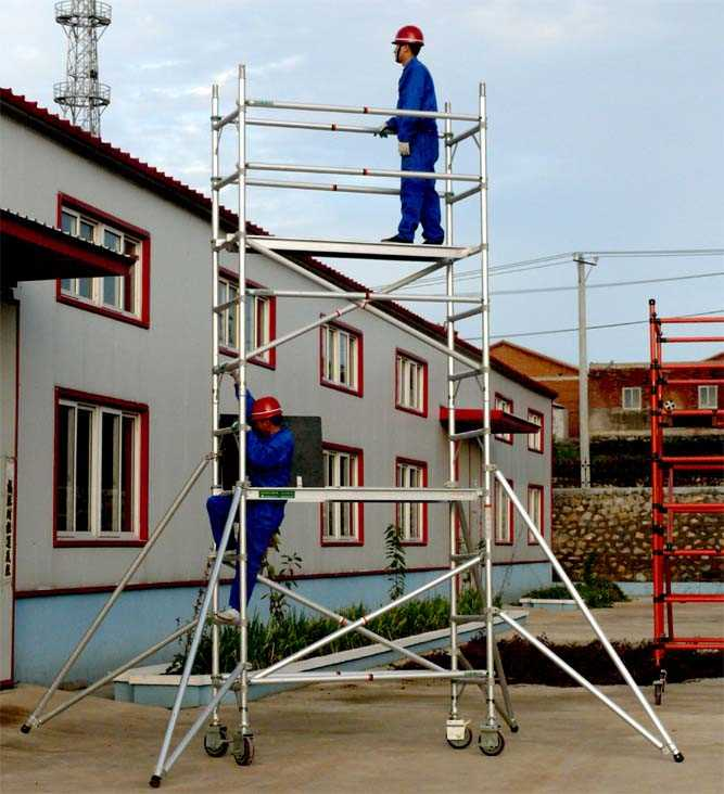 Aluminum Scaffolding Suppliers : Aluminum scaffolding equipmentimes