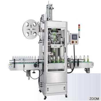220V/380V Full Automatic Shrink sleeve Labeling Machine