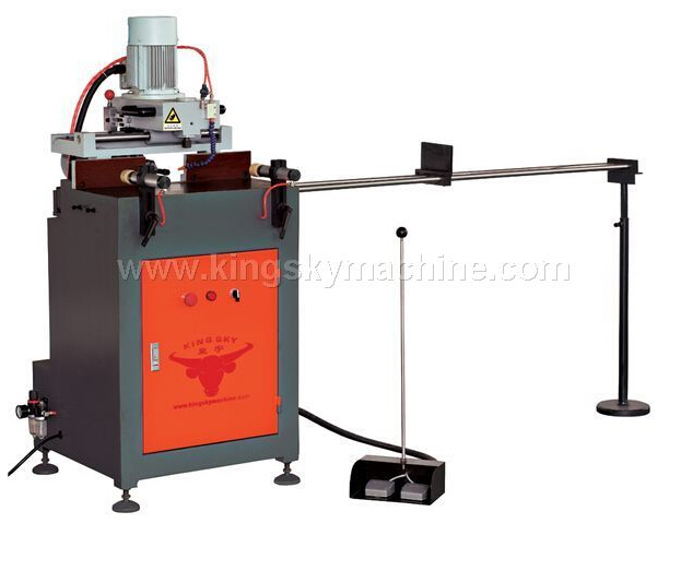 KS-XZ152-Semi-automatic Drilling and Copy Router