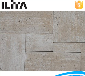 artificial stone travertine stone wall cladding