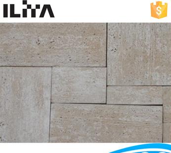 artificial stone travertine stone wall cladding