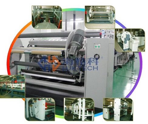 EVA Solar-PV Encapsulation Film Extrusion Line