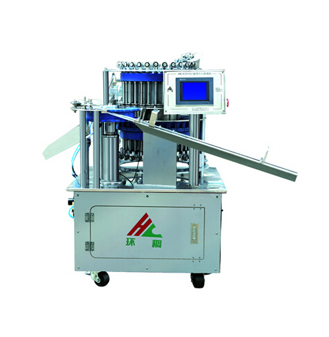 HC-F021 Syringe Assembly Machine pressure examination