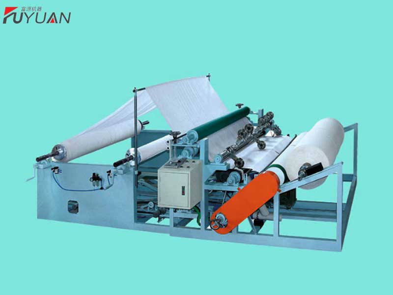 Toilet Paper Slitter Machine