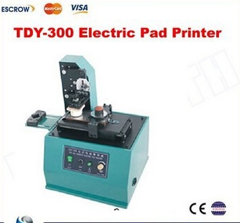 TDY-300 Environmental Desktop Electric Pad Printer