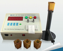Casting furnace front online iron alloy carbon&silicon analyzer