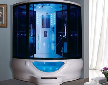 Steam shower whirlpool bathtub/steam shower massage bathtub/steam box
