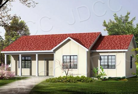 Prefabricated House (JDCC- PH001)