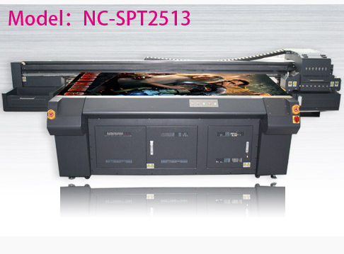 Double Nozzle Printer UV Printer NC-SPT2513