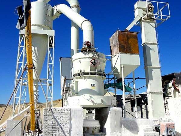 Micronizer mill in China
