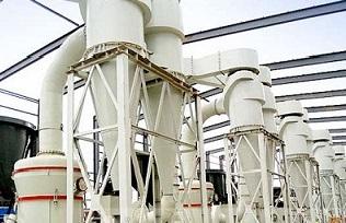 High pressure suspension powder grinder