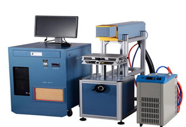 CO2 High Speed 3D Laser Marking Machine