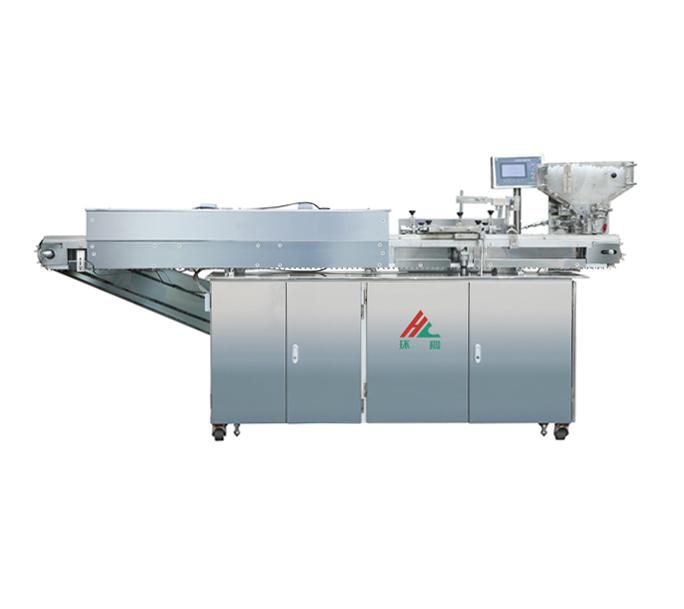 Печатная машина сетчатого трафарета ручной трубы типа HSY-108