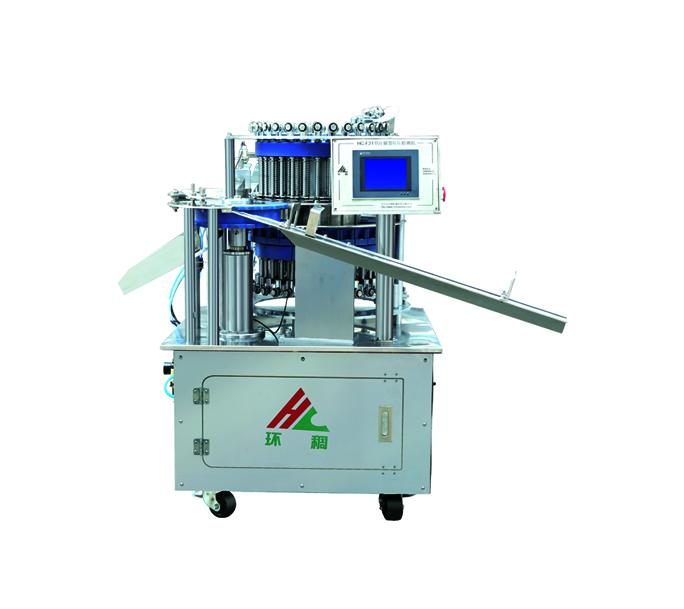 HC-F021 Сборочная машина проверки отрицательного давления шприца